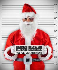 Santa Claus - Police Department