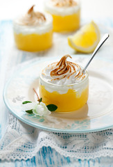 Lemon Meringue Dessert