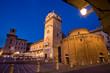 torre dell orologio e rotonda di san lorenzo Mantova