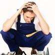 handwerker hat burnout