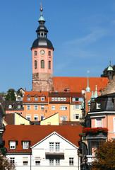 Historische Altstadt, Stiftskirche, Baden-Baden
