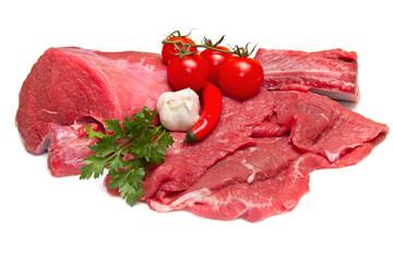 carne rossa assortita