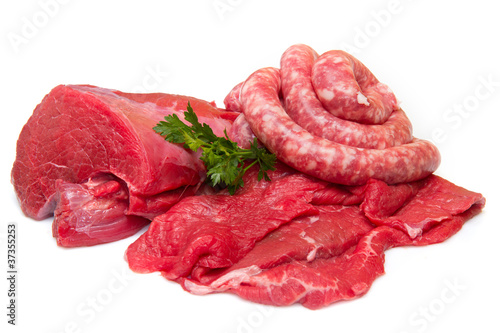 carne rossa assortita