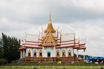 Temples Beautiful in Thailand .