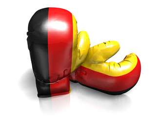 BOXING GLOVES GERMANY