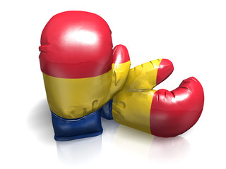 BOXING GLOVES ROMANIA