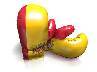 BOXING GLOVES SPAIN