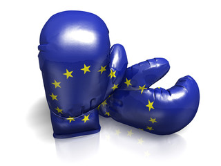 BOXING GLOVES EUROPEAN UNION