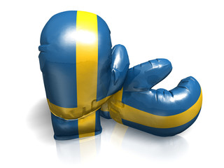 BOXING GLOVES SWEDEN