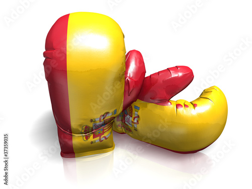 BOXING GLOVES SPAIN © RealPhotoItaly
