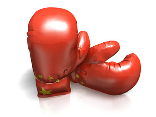 BOXING GLOVES CHINA