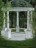 Fantasy Gazebo Background