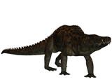 Uberabasuchus terrificus- 3D Dinosaurier poster