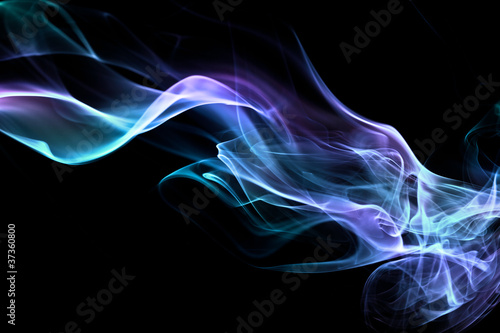 Zdjęcia na płótnie, fototapety, obrazy : Fond texture abstrait flamme fumée
