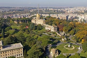 Giardini Vaticani, Vaticano, Roma