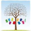 libri sull'albero