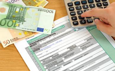 Erbschaftsteuer