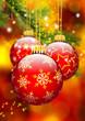 Weihnachtskarte, Stimmung, Heilig Abend, warme Athmosphäre