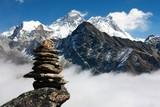 Fototapeta wiejski - wieś - Wysokie Góry