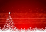 Fototapety Cartolina Natale A