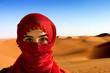 Fototapeten,wüste,frau,kopftuch,hitze