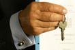 Notariatsurkunde/ Schlüsselübergabe