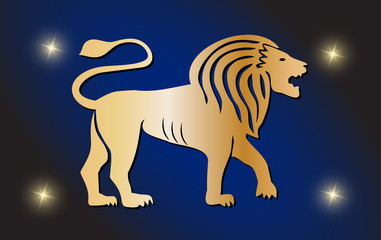 zodiac sign of the lion