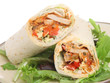 Chicken Fajita Tortilla Wrap
