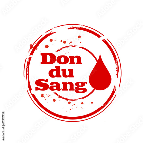 timbre don du sang