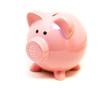 épargne cochon rose