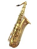 Fototapety 3d saxophone