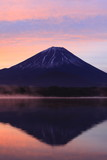 Mt.Fuji in Morning Glow
