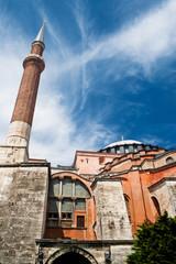 Hagia Sophia minaret