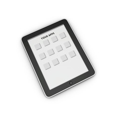 Tablet Computer Template V2