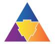 4 Piece Pyramid Puzzle