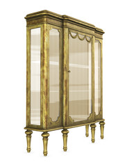 Golden Cabinet