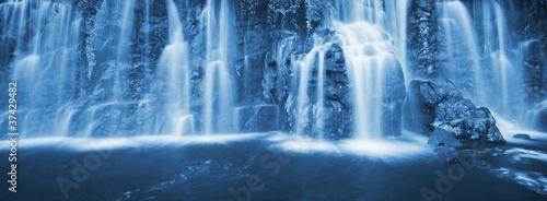 Aluminium Watervallen Waterfall