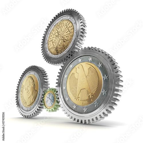 Verlinkte Währung I