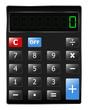 Vector Black Calculator