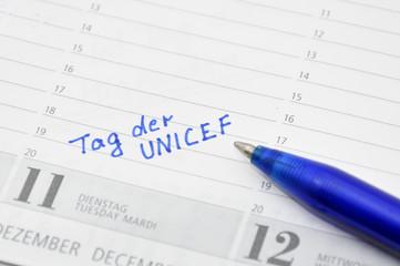 Tag der Unicef