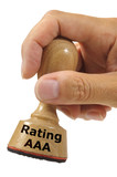 rating agency poster