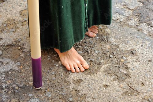 Semana Santa en España, sentimiento religioso, penitencia