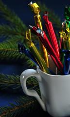 Cukierki świąteczne
