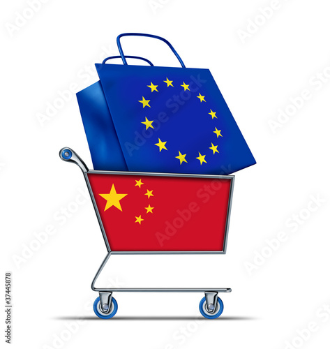 Europe bailout with China buying European debt