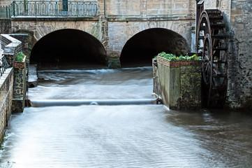 Centre historique de Bayeux - Moulin à eau