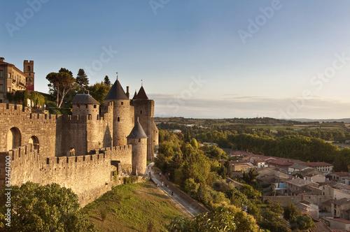 Cité médiévale de Carcassonne - France - 37447000