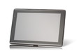 Tablet PC on white