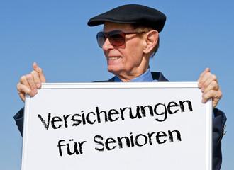 Versicherungen für Senioren