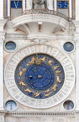 St Marks Astronomical Clock