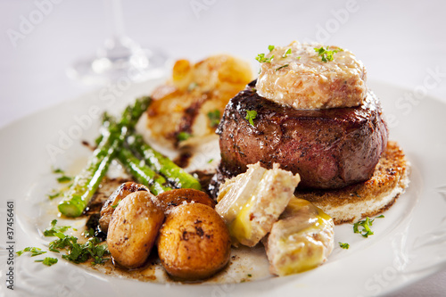 Tournedos Rossini